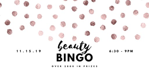 Beauty Bingo: A Girl's Night that Gives Back
