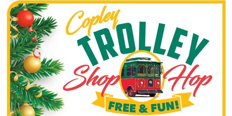 Copley Trolley Shop Hop 2019 tickets