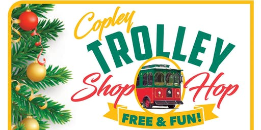 Copley Trolley Shop Hop 2019