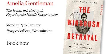 Prospect Book Club - Amelia Gentleman tickets