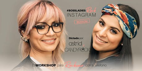 Bossladies Rock Instagram Boston entradas