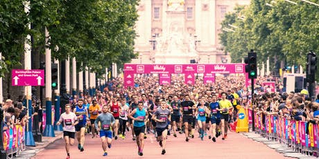 Vitality London 10K for Cynthia Spencer tickets
