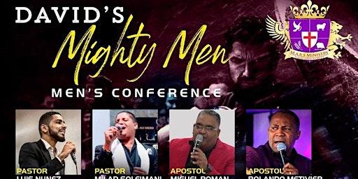 Congreso de Hombres en @marsministry (Los Valientes De David)