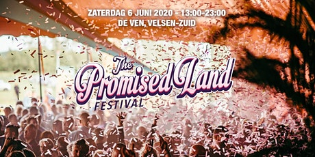 The Promised Land Festival 06.06.2020 tickets
