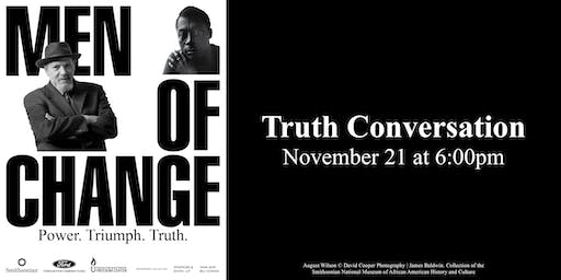 Men of Change: Truth Conversation