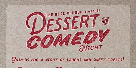 Dessert & Comedy Theatre Night with Kristin Weber & Brad Stine tickets