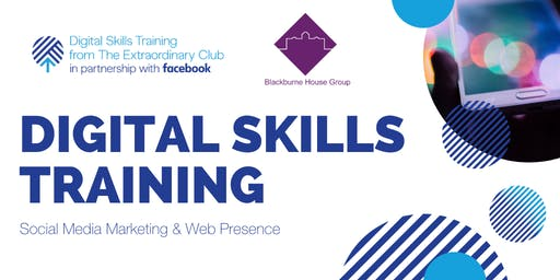 Digital Skills Training with Blackburne House