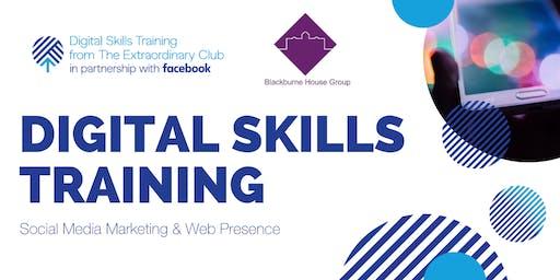 Digital Skills Training with Blackburne House
