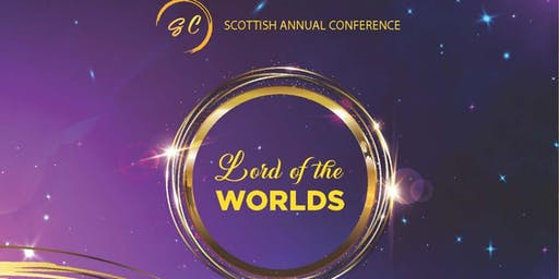 Lord of The Worlds 2020 - Aberdeen