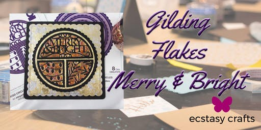 Gilding Flakes Merry & Bright