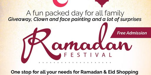 Oakville Ramadan Festival
