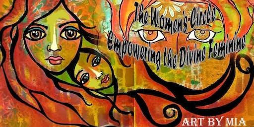 The Women's Circle Empowering the Divine Feminine with Mia Roman