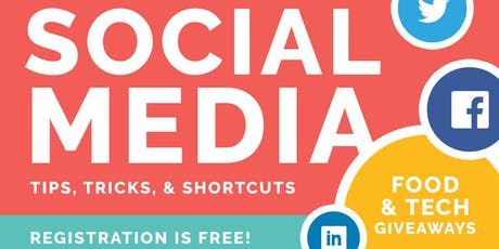 Springfield, MA - Lunch & Learn - Social Media Workshop at 12pm, Nov. 25th tickets