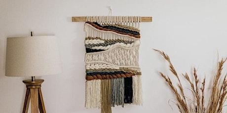 Macra-Weaving Workshop tickets