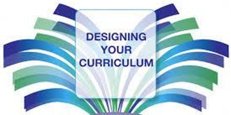 Designing Your Curriculum: Intent, Implementation and Impact tickets