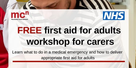 First Aid for Adults tickets
