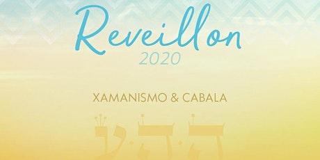 Réveillon 2020 Xamanismo e Cabalá ingressos