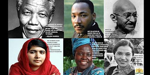 Den Haag viert Internationale Mensenrechten Dag