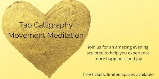 Tao Calligraphy Movement Meditation