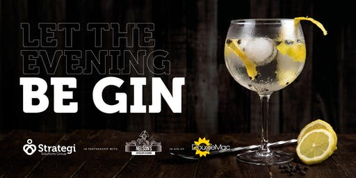 Exclusive gin tasting fundraiser in aid of Douglas Macmillan Hospice