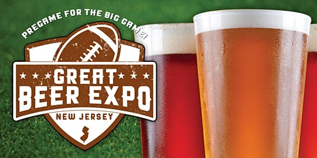 Great Beer Expo: New Jersey - Session 1 tickets