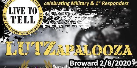 LUTZapalooza tickets