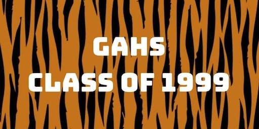 GAHS Class of 1999 20th Reunion