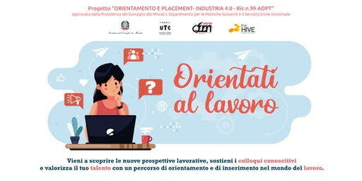 Orientati al lavoro | Talent Meeting