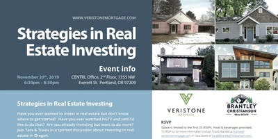 Strategies in Real Estate Investing