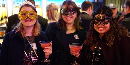 Annual NYE Party at Aloft Raleigh