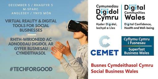 Rhwydwaith Busnes Cymdeithasol  / Social Business Network