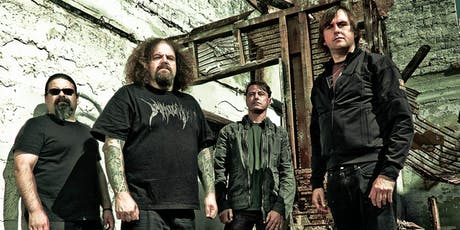 Napalm Death & very special guests