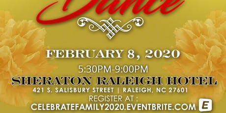 Celebrate Family Daddy & Daughter / Mother& Son 2020 tickets