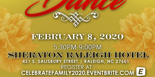 Celebrate Family Daddy & Daughter / Mother & Son 2020