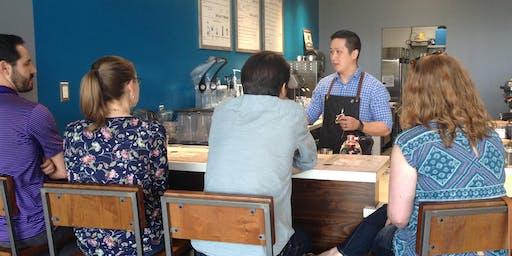 L3 Craft Coffee Discovery Bar - Coffee Tasting