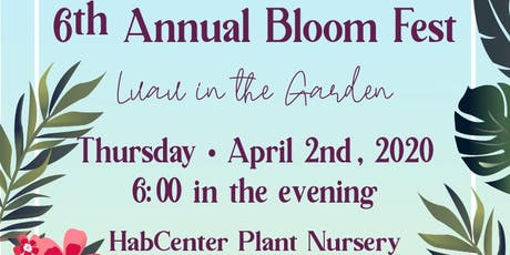 6th Annual Bloom Fest tickets