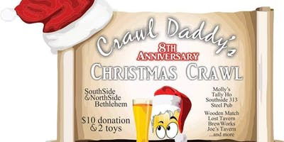 Crawl Daddy's 8th Annual Christmas Crawl