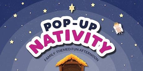 Interactive Pop-up Nativity! tickets