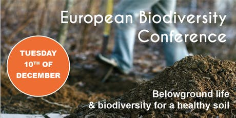 "Biodiversity Conference ""Belowground life & biodiversity for a healthy soil"" tickets"