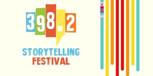 398.2 STORYTELLING FESTIVAL