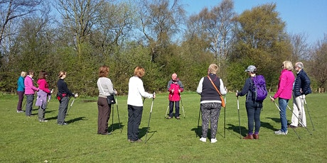Introduction To Nordic Walking - January - Poynton tickets