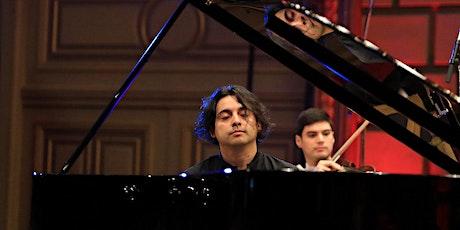 SIMUC Piano Recital, Danor Quinteros in Concert (free) tickets