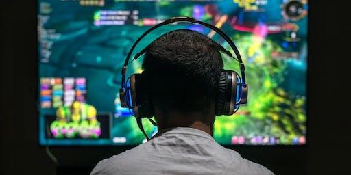 Taller  creación del sonido y música en videojuegos - Adultos .