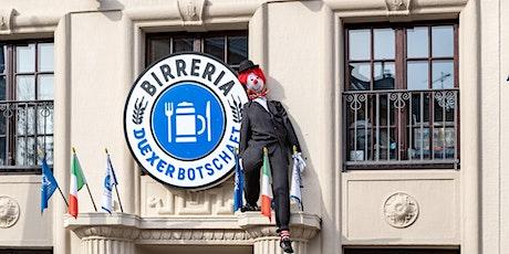 Weiberfastnacht in der Birreria Tickets