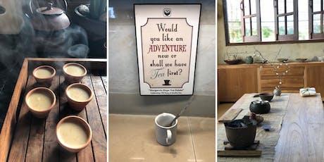 LUNCH ATELIER - Le thé dans la vie de tous les jours billets