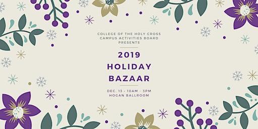 2019 Holiday Bazaar
