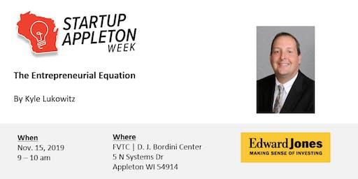 The Entrepreneurial Equation