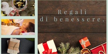 Wellness Before  Christmas - Regali di benessere biglietti