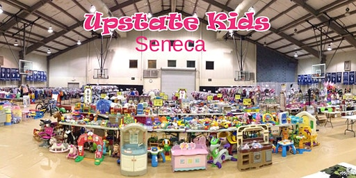 SENECA - Upstate Kids HUGE Kids Consignment Sale- Pre-Sale Tix HERE