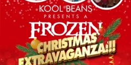 "Kool Beans Presents A ""Frozen"" Christmas Spectacular tickets"